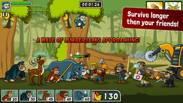 Addicting Mobile Game for Tower Defense fans