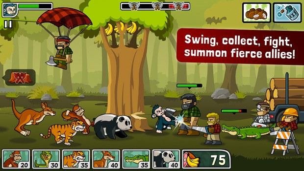 Action-Packed Strategy game for ios and android