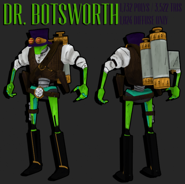 Dr. Botsworth