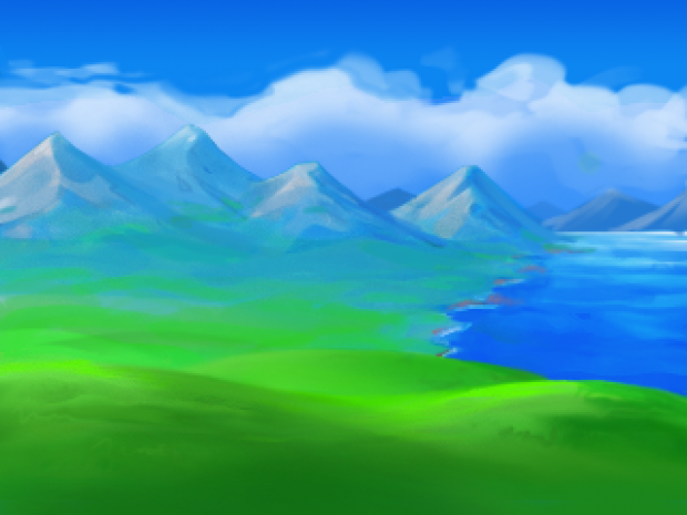 Town Background Preview