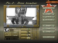 Pe-2: Dive Bomber Screenshots