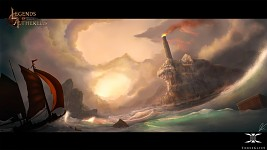 Legends of Aethereus - The Lighthouse