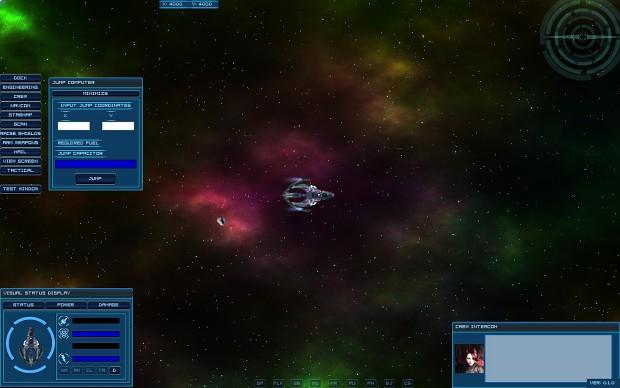 New Interface Screens