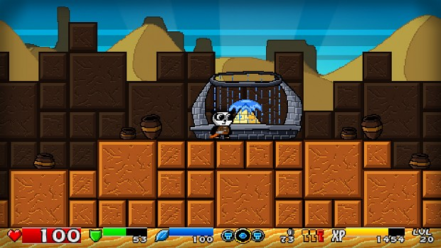 Super Panda Screenshots