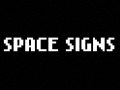 Space Signs