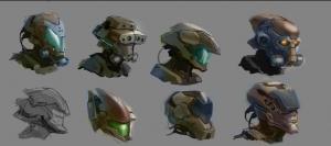 Helmet Design Concepts