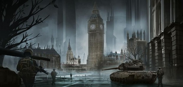 Liberico - London Invasion