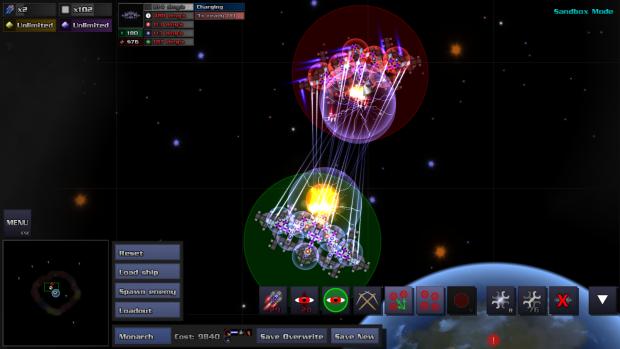 Some late development screenshots for v0.6 Alpha