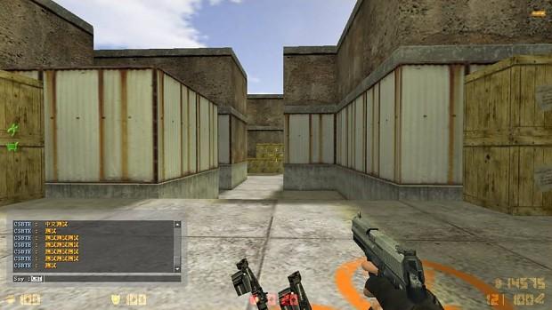 CS:BTE 3.0 - VGUI2 Preview
