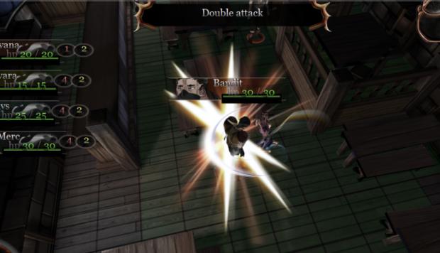 Skills in combat