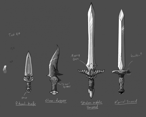 Weapons #1
