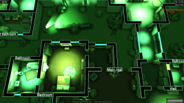 """OGAT"" In Game Thief view #2, Map ""The Mansion"""