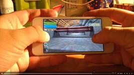 Iphone 5 gameplay