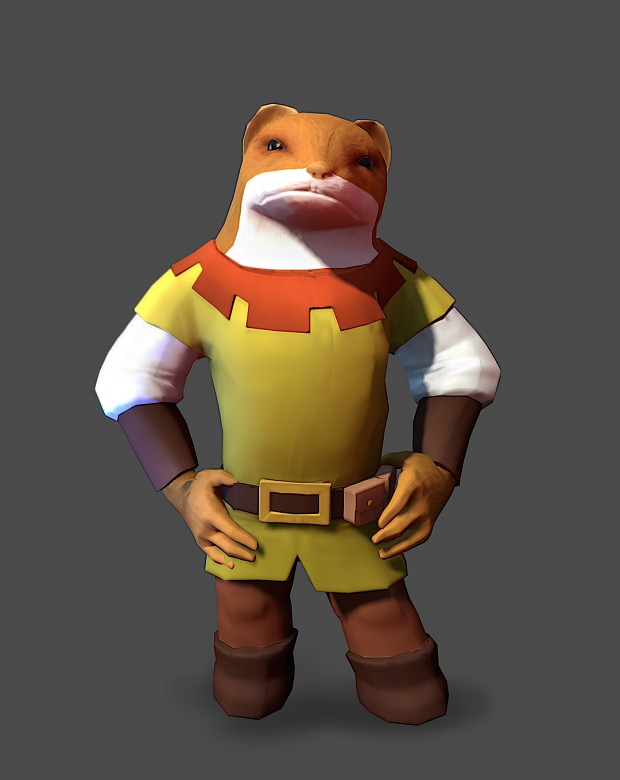 Sam von Weasel - The Ranger