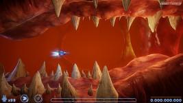 The Alien Homeworld - Entry tunnel