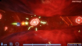The Alien Homeworld - Deeper tunnels