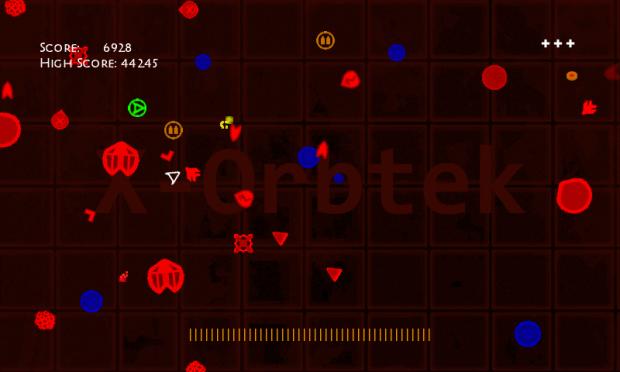 X-Orbtek II screenshots