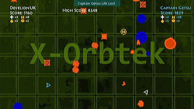 X-Orbtek WIP screenshots