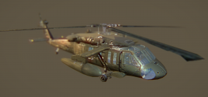 support heli