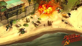 Beach Attack