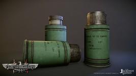 No.79 Smoke Grenade