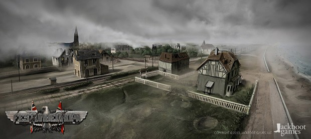 Juno Beach Level – Concept Images