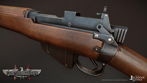 Enfield No.4 Mk I*