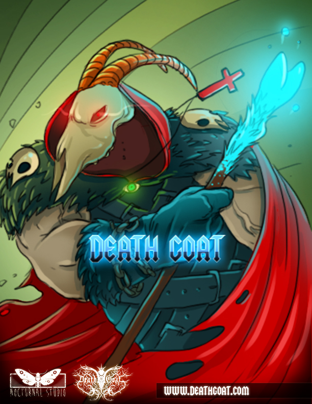 Death Goat Concept Art