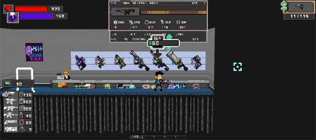 Demo Screens