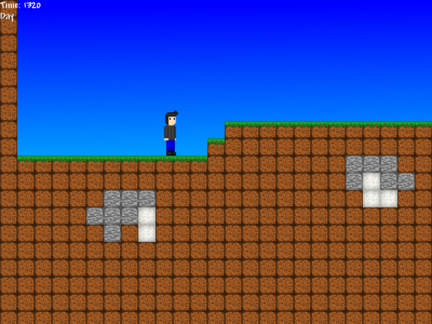 Basic Tile Collision and Movement