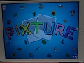 Pixture Title Screen