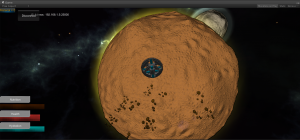 New planet look