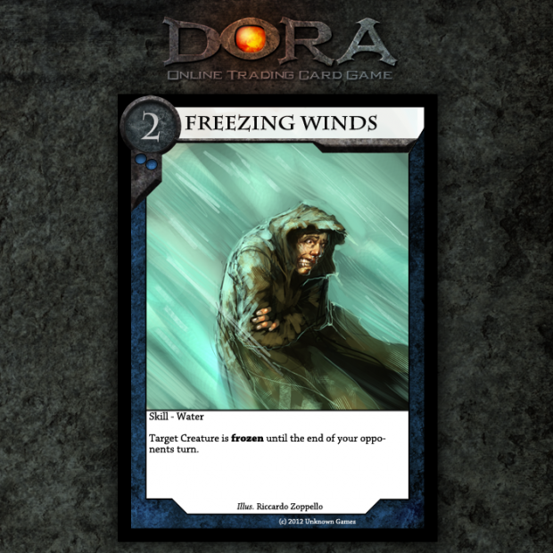 Freezing Winds