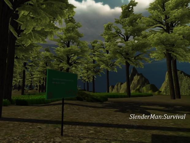 Slenderman:Survival