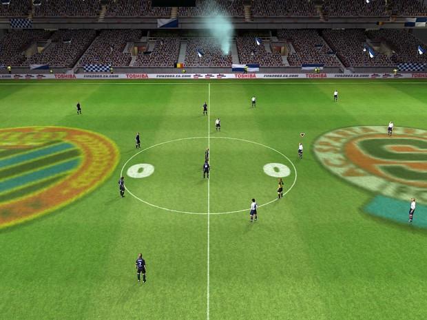 تحميل لعبة كرة القدم فيفا 3 - FIFA 2003