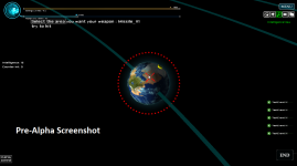 PRE-ALPHA Missile Targeting