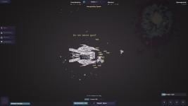 Alien ship in chapter 3