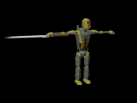 Shooter ready for animations!