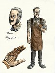 The Professor CONCEPT ART