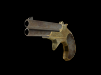 Retextured Derringer