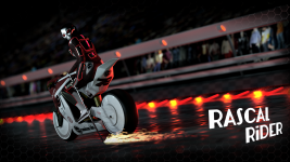 RASCAL RIDER Desktop Wallpaper