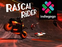 Rascal Rider Indiegogo