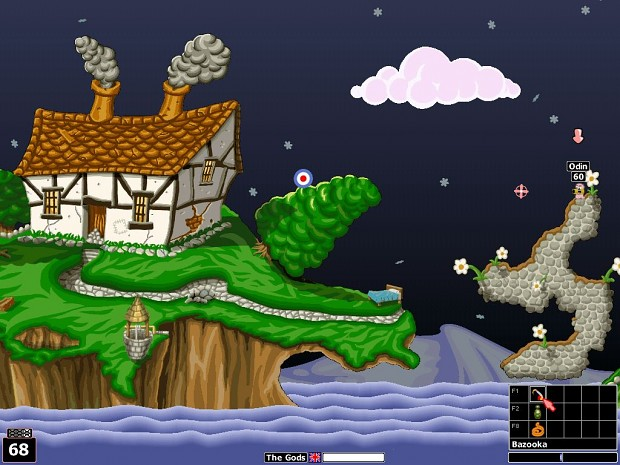 Worms World Party, Released Apr 6, 2001.