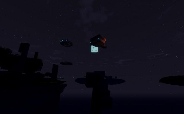 Night time voyage