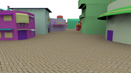 Hidden Hill 24% Completed UNTEXTURED