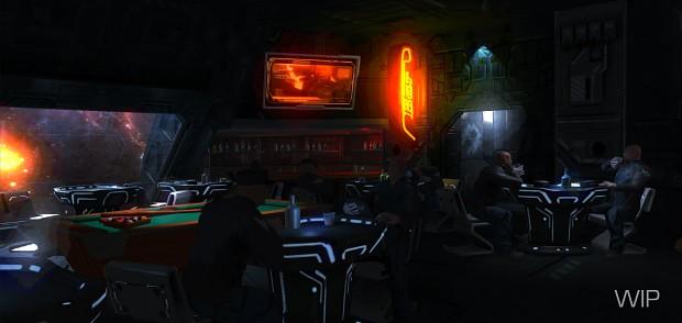 Battlecruiser Bar