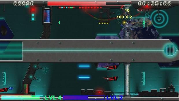 Quick Slick Deadly - Screenshot