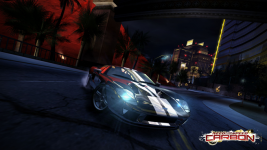 Need For Speed Carbon PS3 Screenshot