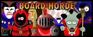The Board Horde Posse