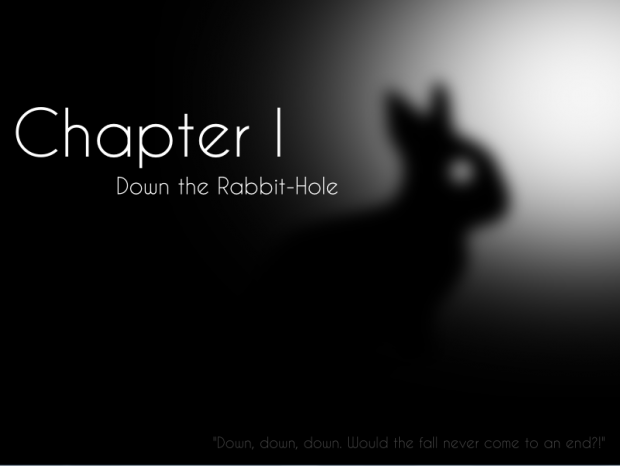 Chapter I loading screen
